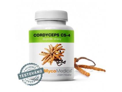 cordyceps tablety
