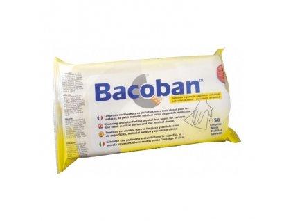 dezinfekční ubrousky Bacoban