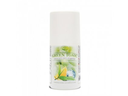 Green Tonic ledový deo parfém