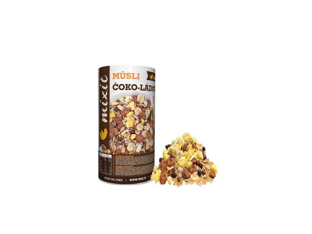 mixit cokoladovanie