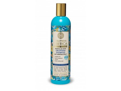 72 oblepikha shampoo nutrition and repair