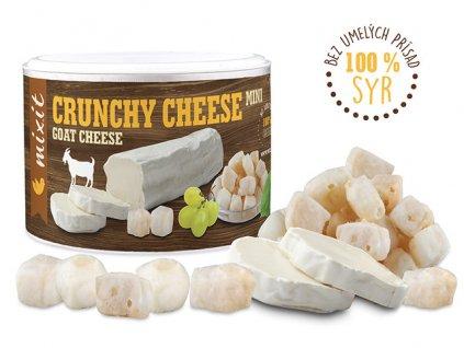 mixit chrumkavy kozi syr
