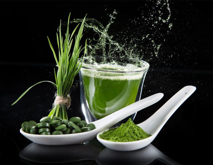 Chlorella: zelená královna superpotravin