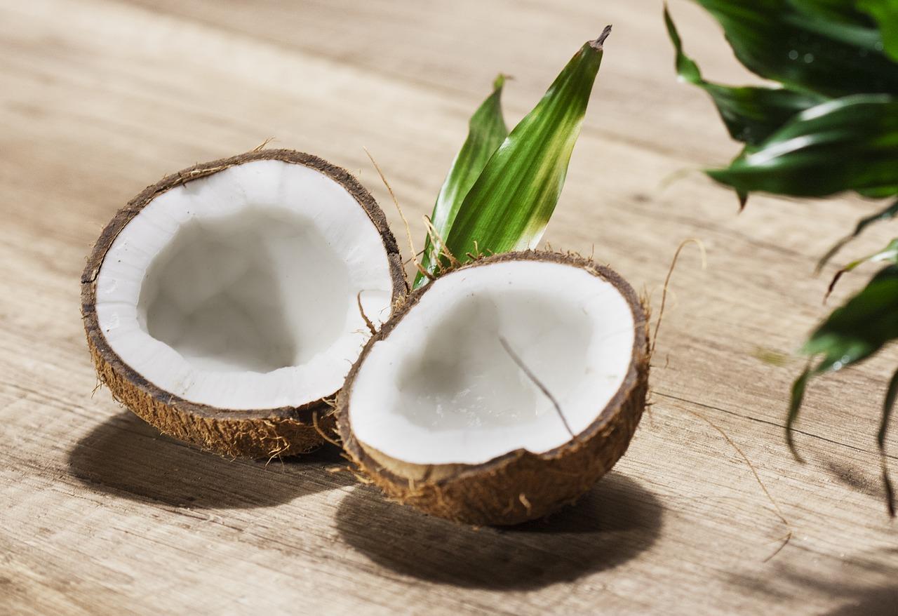 Kokosový olej pro krásné vlasy i pevné zdraví