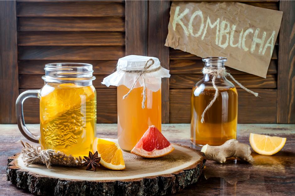 Kombucha – připravte si lahodný kombuchový čaj doma