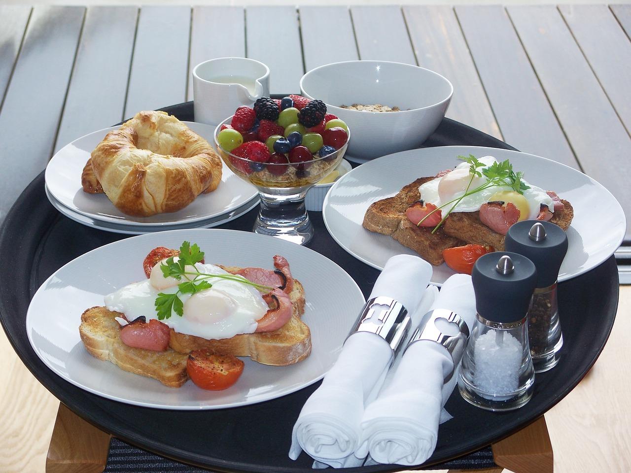 Anglická snídaně? Snídejte jako britský lord i u vás doma
