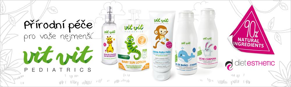 přírodní kosmetika pro děti