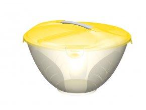 Plastové mísy a misky