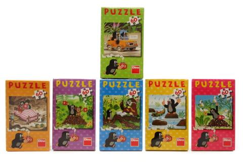 Puzzle 60 dílků