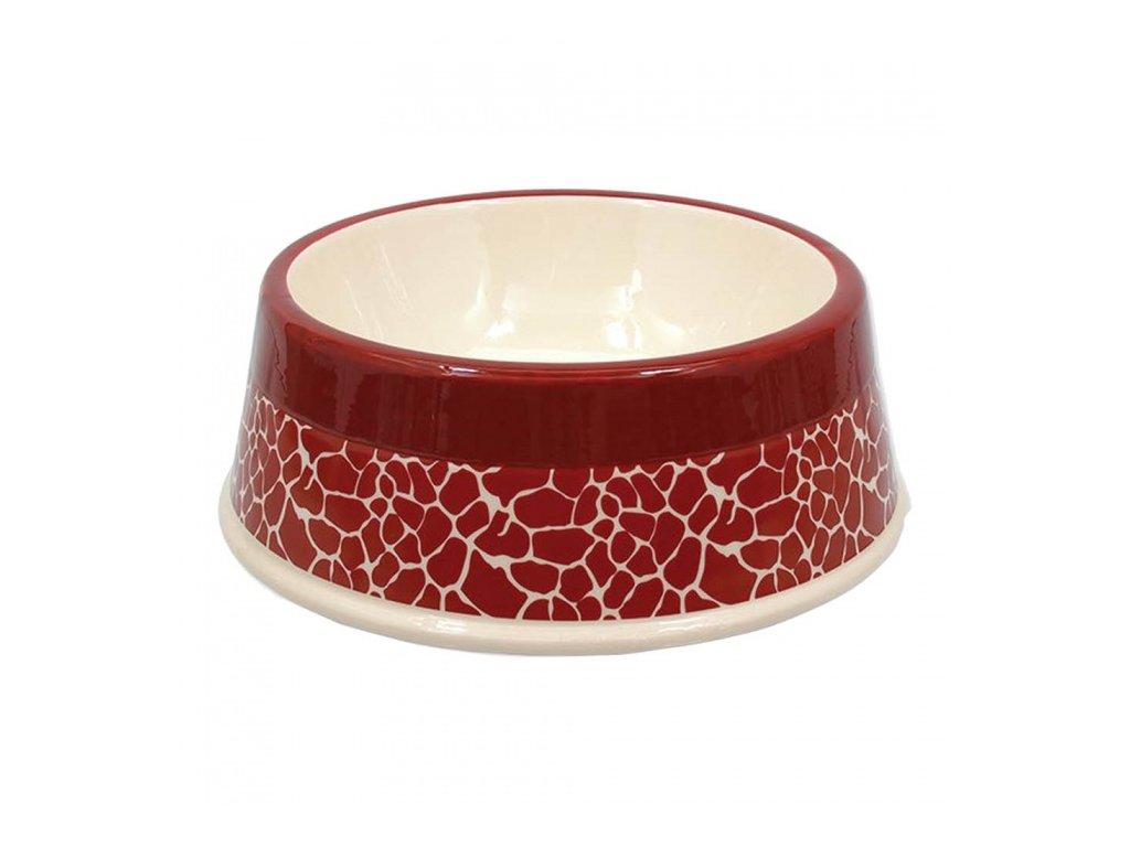 178268_keramicka-miska-cervena-zirafa-25-5-cm-1200-ml-original