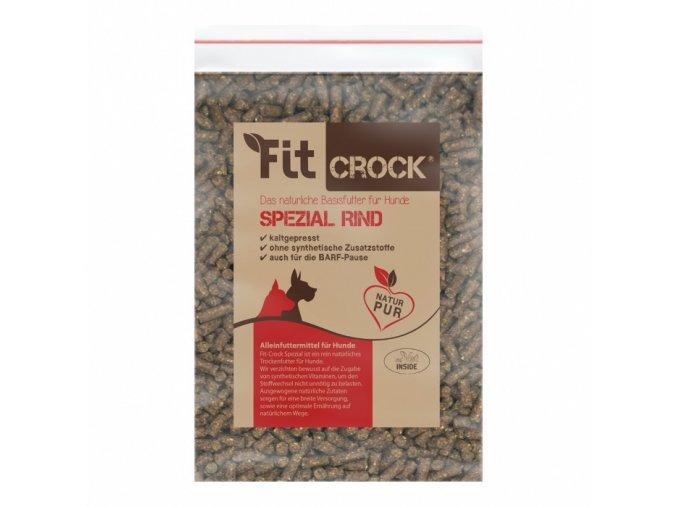 vzorek pamlsek fit crock special hovezi 200 g original