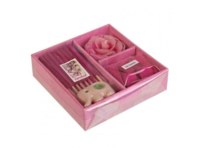 krabicka Orchidej