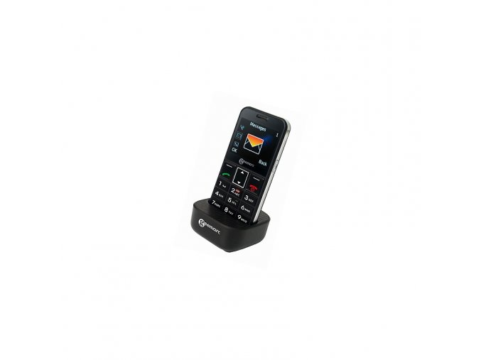 mobilni telefon pro nedoslychave seniory cl8360