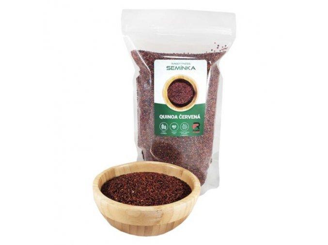 Quinoa červená - 1000g