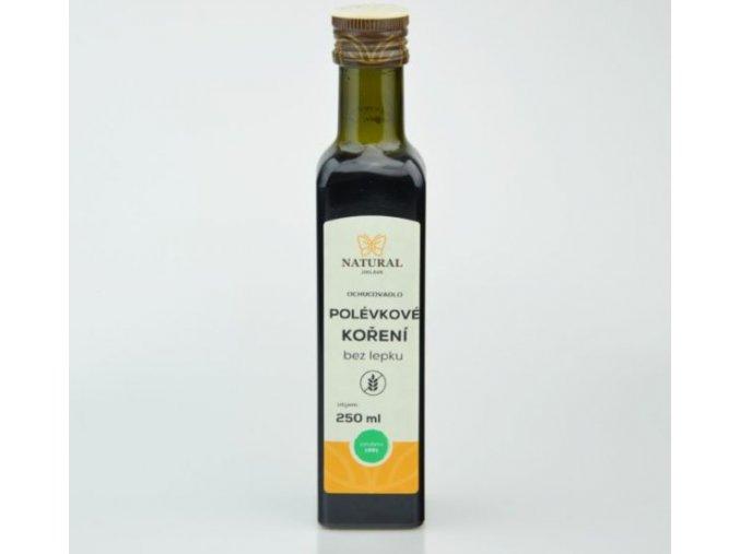 Natural Jihlava Polévkové koření bez lepku 250 ml DOPRODEJ