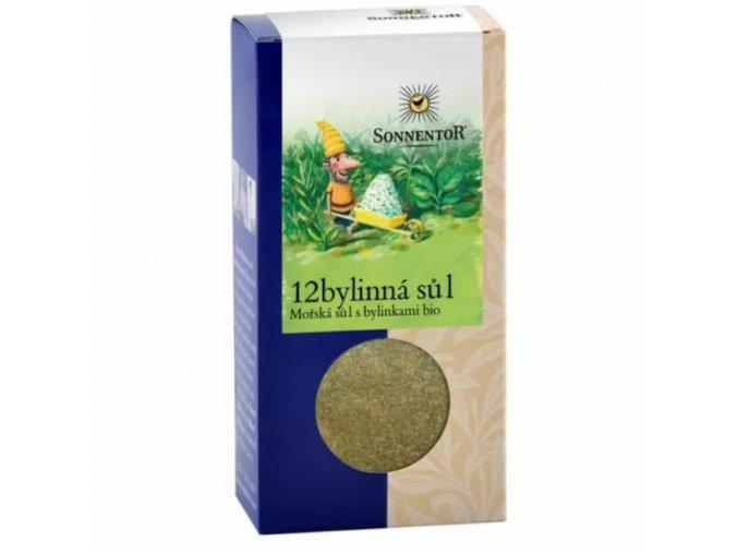 Sonnentor 12 bylinná sůl 120g