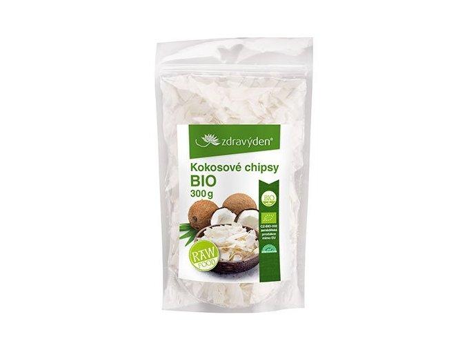 18648 1 kokosove chipsy bio 300g