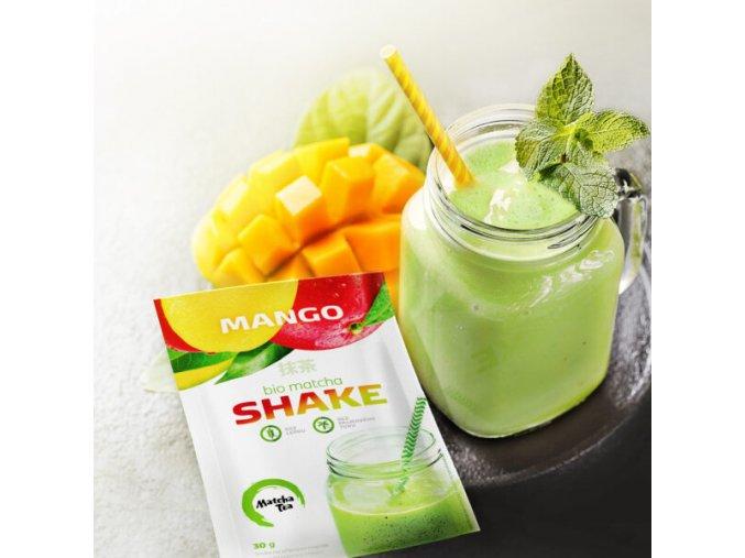 Kyosun Bio Matcha Tea shake mango 30 g