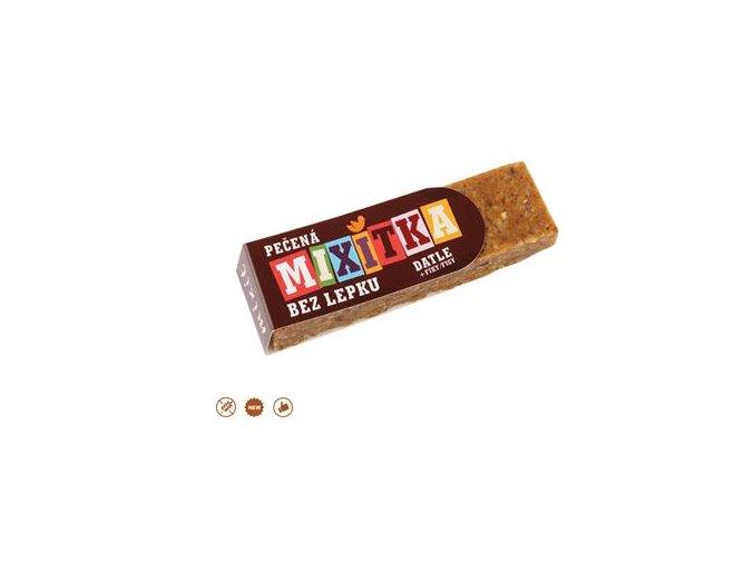 MIXIT Mixitka BEZ LEPKU - Datle + Fíky 60 g