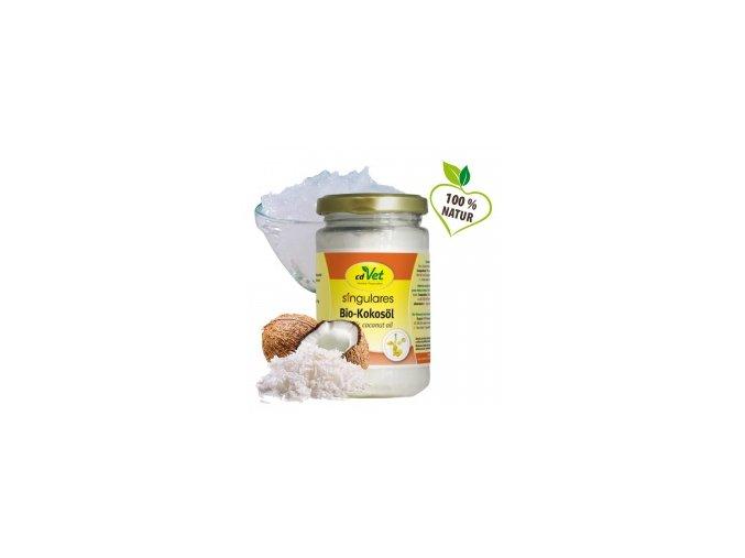 Bio Kokosový olej - cdVet