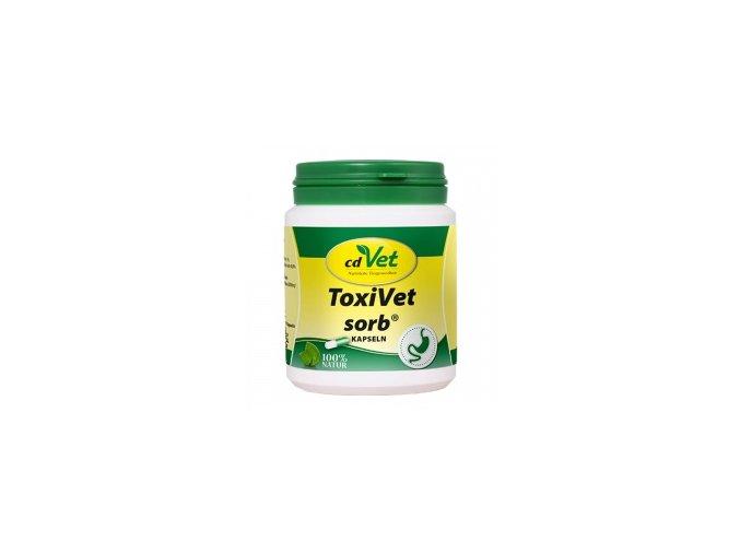 ToxiVet sorb 200 kapslí - cdVet