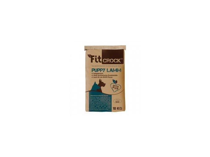Fit-Crock pro štěňata Jehněčí - granule lisované za studena - 10 kg