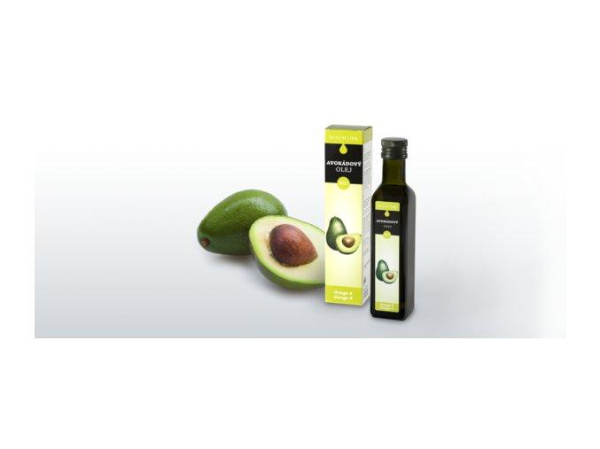 Health Link Avokádový olej BIO 250ml