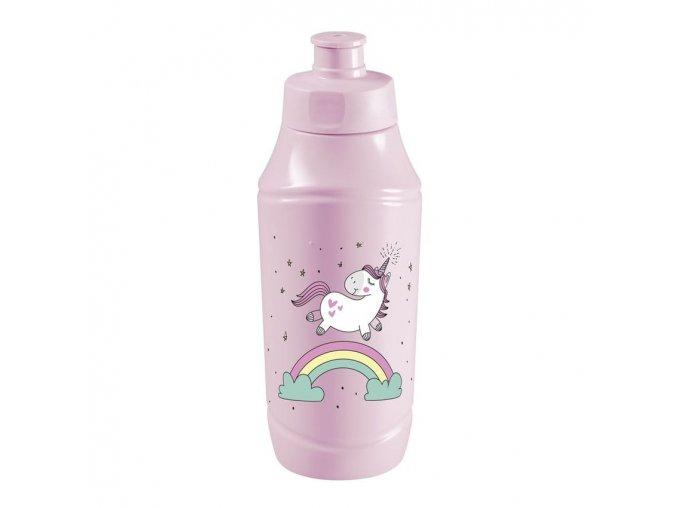 Plastová láhev pro děti 0,35 l