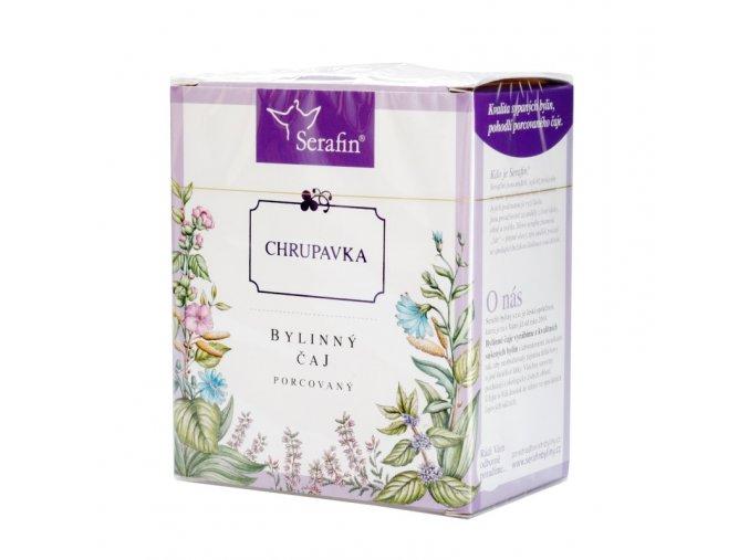 Chrupavka bylinný čaj porcovaný