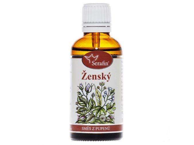 24723 1 serafin tinktura ze smesi pupenu zensky 50 ml serafin tinktura ze smesi pupenu zensky 50 ml