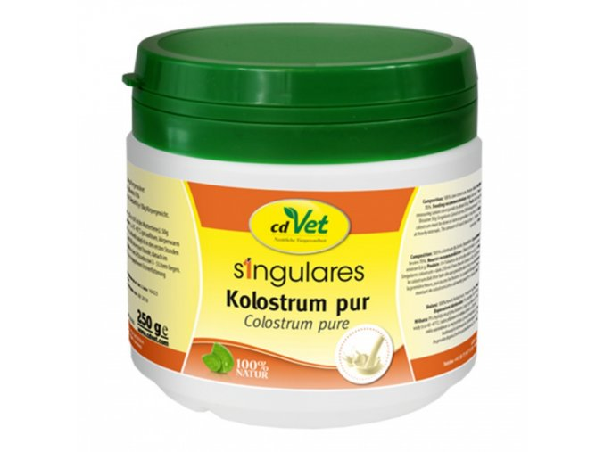 cdvet kolostrum 250 g original