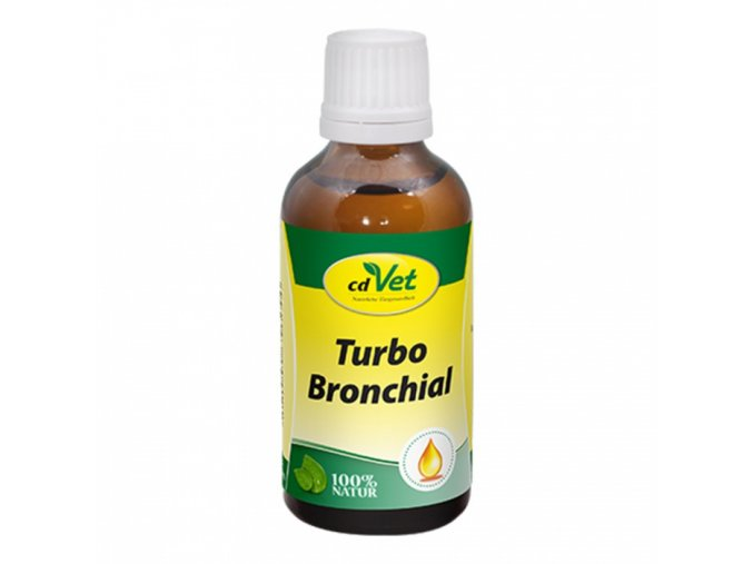 cdvet turbobronchial 50 ml original