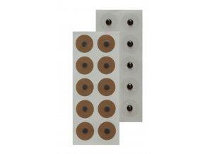 Magnetické náplasti 10 ks