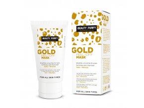 Diet Esthetic Beauty Purify Zlatá slupovací maska 50 ml
