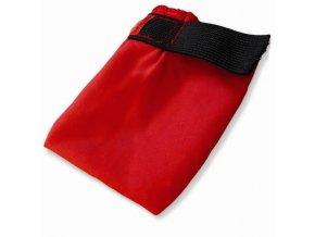 Non-Stop Dogwear Zimní botička červená - velikost XS, 4 ks