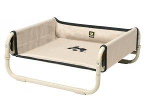 Maelson Soft Bed Pelech přenosný béžový - velikost M, 71x71x29 cm