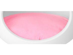 Guisapet polštář do pelíšku pro psy růžový - velikost S