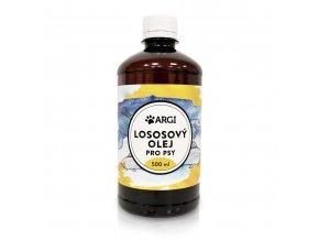 Lososový olej Argi 500 ml