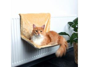 Trixie závěsné lůžko na topení béžové, 48x26x30 cm