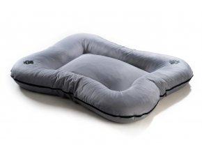 Matrace pro psa Argi z polyesteru - šedá - 90 x 70 cm