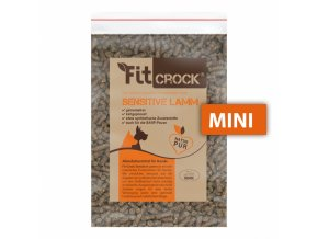 vzorek pamlsek fit crock sensitive jehneci maxi 200 g original