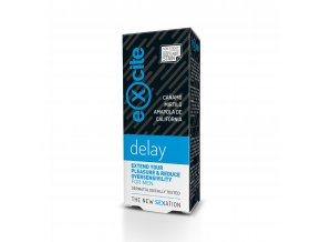 Diet Esthetic Gel pro oddálení ejakulace Excite Man Delay 15 ml