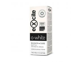 Diet Esthetic Bělicí krém na intimní partie Excite O-white bleach + care 50 ml