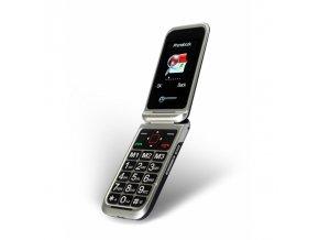 mobilni telefon pro seniory a neslysici geemarc cl8500