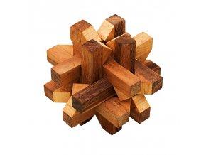 dreveny hlavolam SANDOR