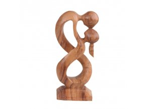 zamilovana dvojice spirala 20 cm