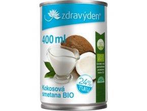 Kokosová Smetana BIO 400ml