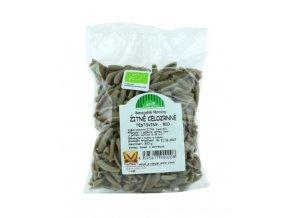 Natural Jihlava Žitné celozrnné těstoviny BIO vřetena 300g