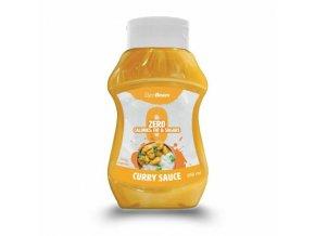 GymBeam Bezkalorická omáčka Curry Sauce 350ml