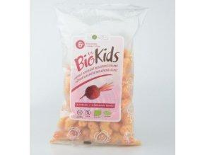 Biokids Dětské bezlepkové křupky s řepou BIO 55g